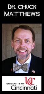 Dr. Chuck Matthews